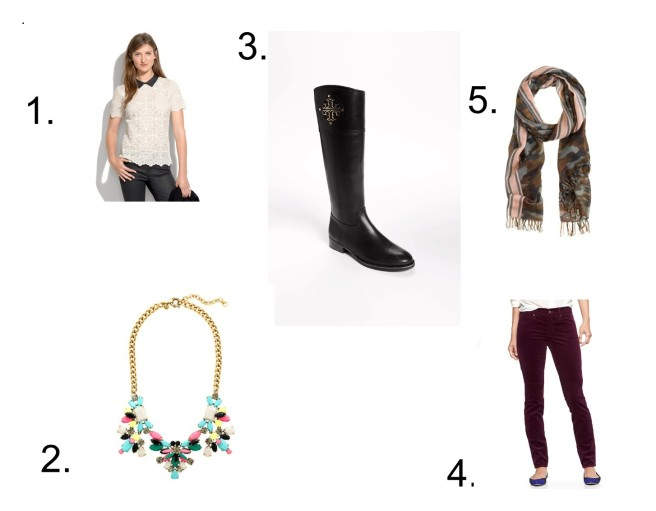 ramona's fall picks